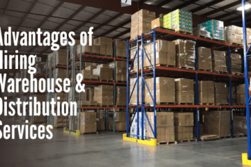 Advantages of Hiring Warehouse