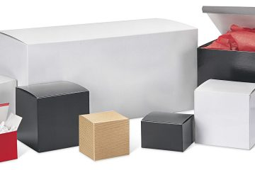 Custom Rigid Packaging Boxes