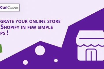 Migrate your online store to Shopify in few simple steps