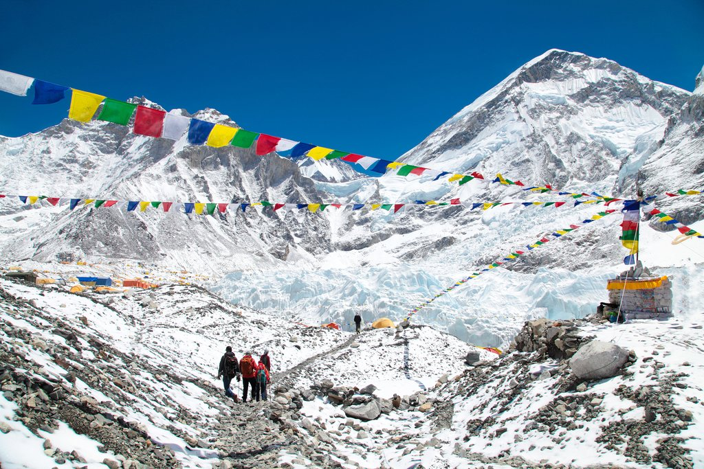 Guide to Everest Base Camp Trek