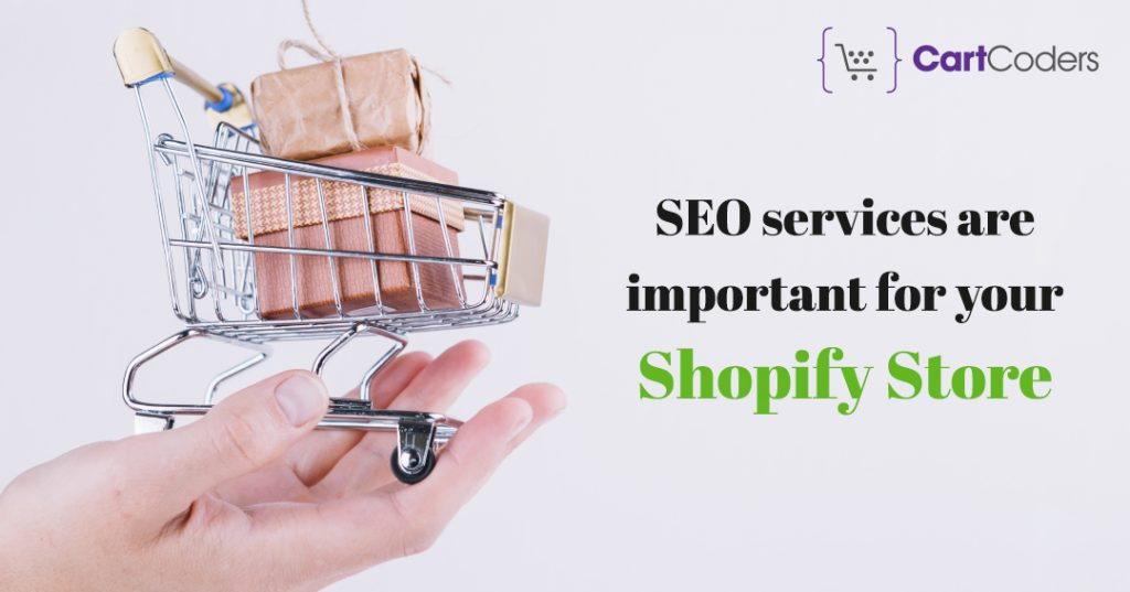 Why SEO services are important for your Shopify Store